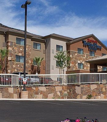 Towneplace Suites By Marriott  St. George photos Exterior TownePlace Suites St. George
