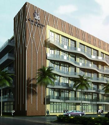 City Suites - Kaohsiung Chenai photos Exterior City Suites - Kaohsiung Chenai