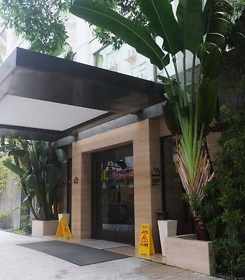 Les Suites Ching Cheng photos Exterior Les Suites Taipei-Ching Cheng