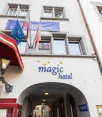 Altstadt Hotel Magic Luzern photos Exterior Hotel information