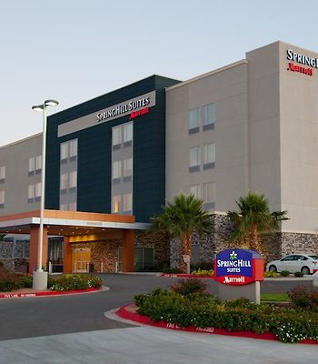 Springhill Suites By Marriott Midland Odessa photos Exterior Hotel information