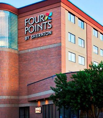 Four Points By Sheraton Winnipeg South photos Exterior Hotel information