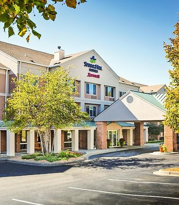 Springhill Suites Minneapolis-St. Paul Airport/Eagan photos Exterior Hotel information