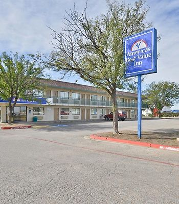 Americas Best Value Inn Amarillo Airport/Grand Street photos Exterior Hotel information