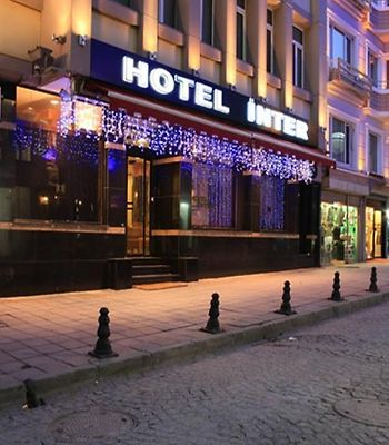 Hotel Inter Istanbul photos Exterior Hotel information