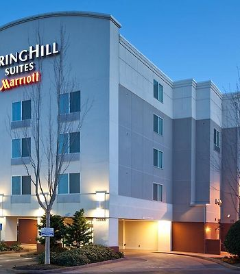 Springhill Suites By Marriott Portland Airport photos Exterior Hotel information