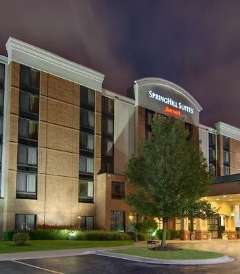 Springhill Suites Chicago Elmhurst/Oakbrook Area photos Exterior Hotel information