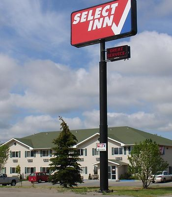 Select Inn Grand Forks photos Exterior Select Inn Grand Forks