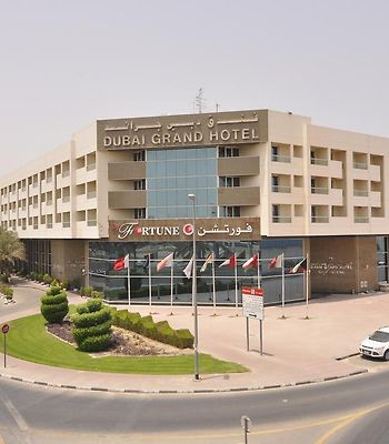 Dubai Grand Hotel By Fortune photos Exterior Hotel information