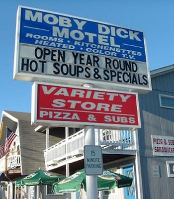 Moby Dick Motel photos Exterior Moby Dick Motel