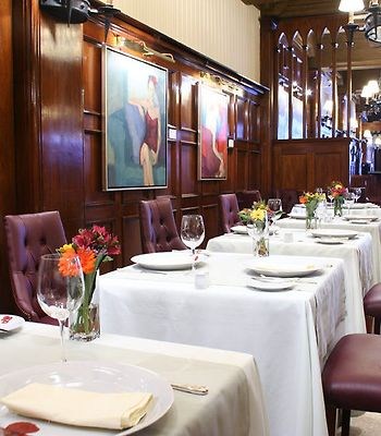 Claridge Hotel photos Restaurant