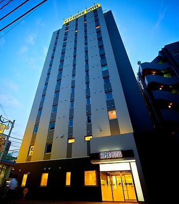 Super Hotel Shinjuku Kabukicho photos Exterior Hotel information