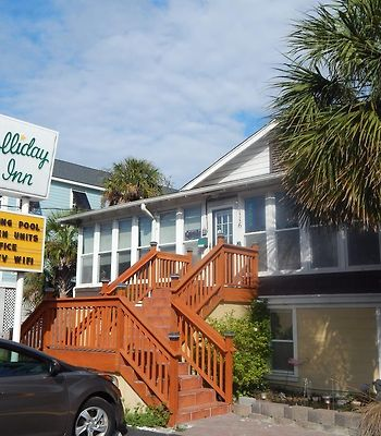 Holliday Inn Of Folly Beach photos Exterior Holliday Inn of Folly Beach