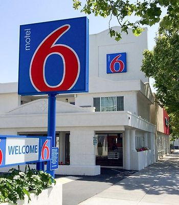 Motel 6 San Jose Convention Center photos Exterior Motel 6 San Jose Convention Center