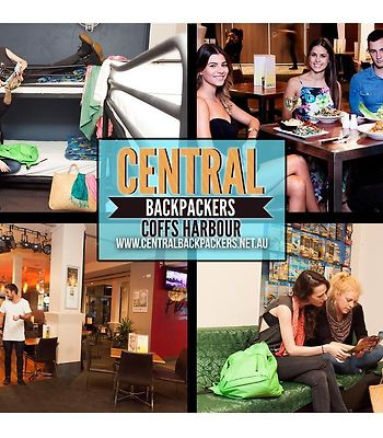 Central Backpackers photos Exterior Central Backpackers