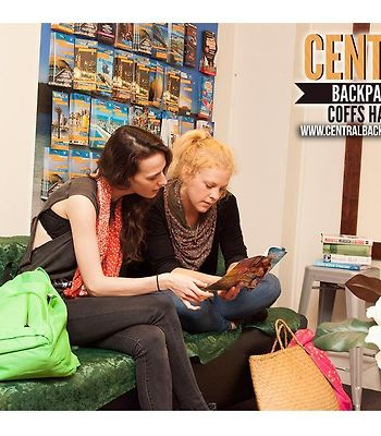 Central Backpackers photos Exterior Hotel information
