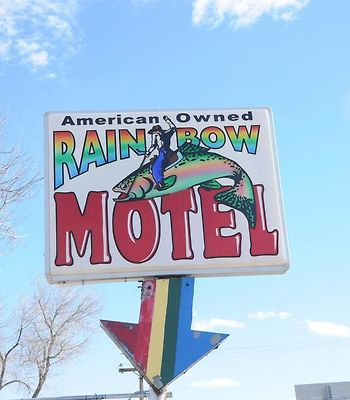 Rainbow Motel Hot Springs State Park Thermopolis photos Exterior Hotel information