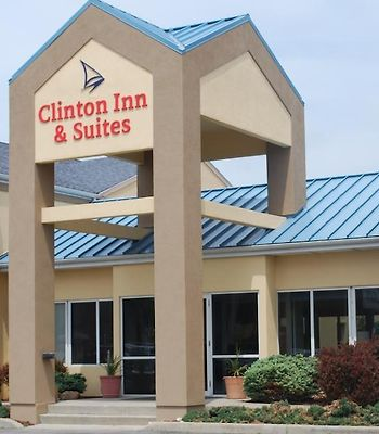 Clinton Inn & Suites photos Exterior Hotel information