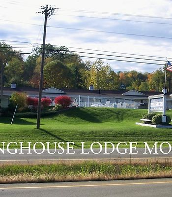 Longhouse Lodge Motel photos Exterior Hotel information