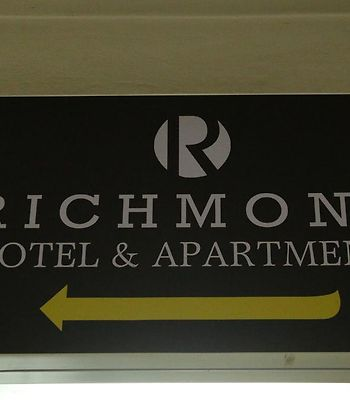Richmond Hotel & Apartments photos Exterior Hotel information