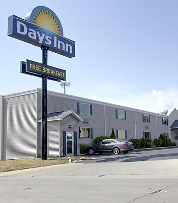 Days Inn Cedar Falls- University Plaza photos Exterior Hotel information