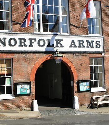Norfolk Arms Hotel photos Exterior Hotel information