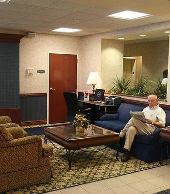 Hampton Inn Laporte photos Interior Lobby Seating Area