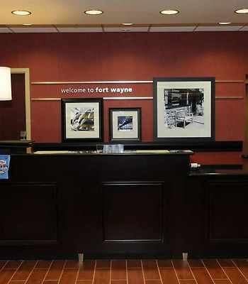 Hampton Inn Ft. Wayne/Dupont Road photos Interior Front Desk