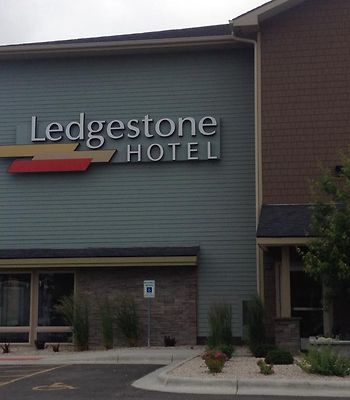 Ledgestone Hotel Billings photos Exterior Hotel information