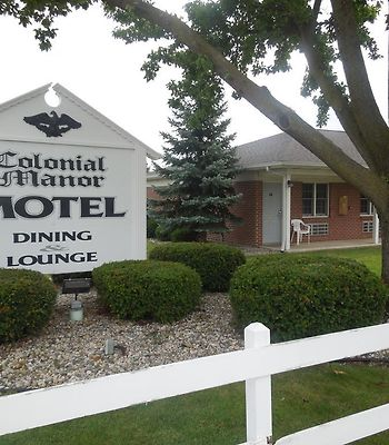 Colonial Manor Motel photos Exterior Hotel information