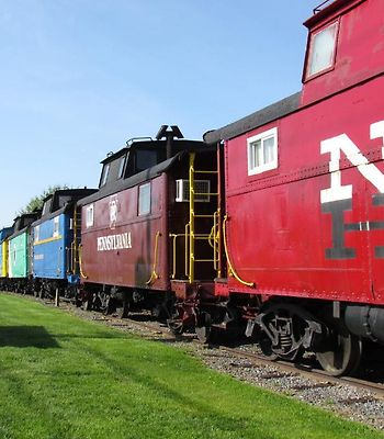 Red Caboose Motel photos Exterior Hotel information