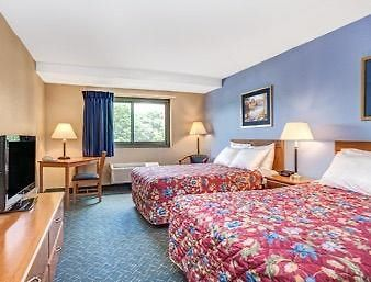 Super 8 Mahwah photos Room 2 Double Bed