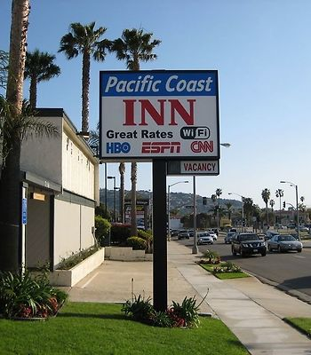 Pacific Coast Inn photos Exterior Sign