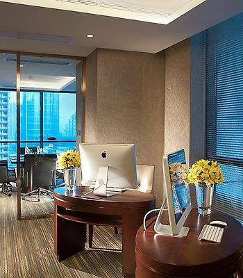 Oakwood Premier Guangzhou photos Interior Business Centre