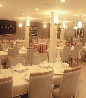 Hotel Abro Necatibey photos Restaurant Photo album