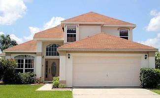4 Bedroom Pool Home With 2 Master Suites photos Exterior