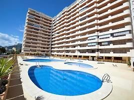 Rental Apartment Zafiro - Calpe, 1 Bedroom, 3 Persons photos Exterior
