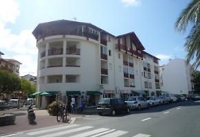 Rental Apartment Le Plaza 1 - Hendaye, 1 Bedroom, 5 Persons photos Exterior