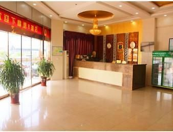 Super 8 Hotel Lianyungang Bathing Beach Ping Shan Road photos Interior Front Desk
