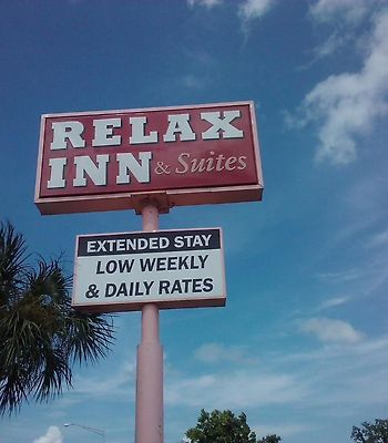 Relax Inn And Suites New Orleans photos Exterior Relax Inn and Suites New Orleans