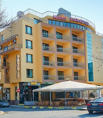 Paradise Hotel photos Exterior Hotel information