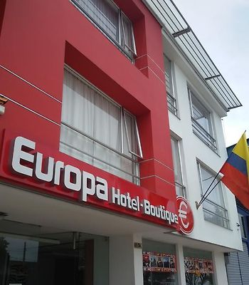 Europa Hotel Boutique photos Exterior Europa Hotel Boutique Manizales