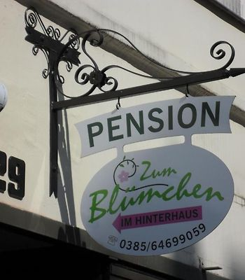 Pension Zum Blumchen photos Exterior Hotel information