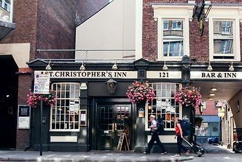 St Christopher'S Inn Hostels - photos Exterior