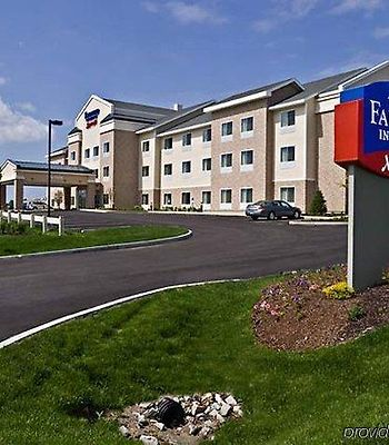 Fairfield Inn & Suites By Marriott Augusta photos Exterior