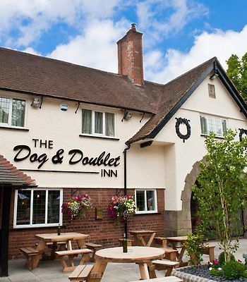 The Dog & Doublet Inn photos Exterior Hotel information