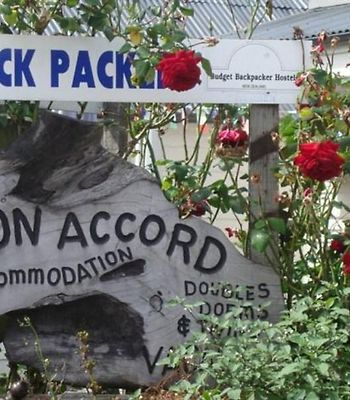 Bon Accord Backpackers photos Exterior