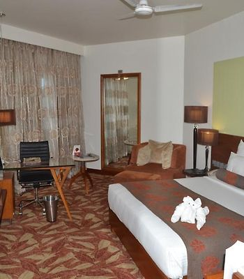 The Pride Hotel Nagpur photos Room