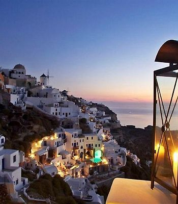 Art Maisons Oia Castle Luxury Boutique Hotel Santorini photos Exterior