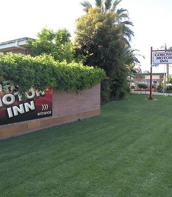 Corowa Motor Inn photos Exterior Hotel information